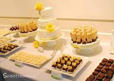 sweet table - Google Search