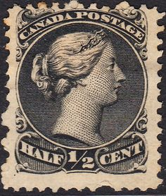issued 1868 large queen series of 10 stamps