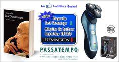 Amostras e Passatempos: Silêncios que Falam - Passatempo Biografia José Sa...