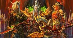 World of Warcraft Art Board ^^ // Blizzard // wow // // Digital // Geek // Blood elf Art Warcraft, World Of Warcraft Game, Warcraft Funny, Hearthstone Heroes, Illidan Stormrage, Wow World, Blood Elf, Heroes Of The Storm, Elves And Fairies