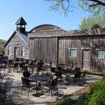 Wedding Events on Cedar Creek's Patio & Pergola