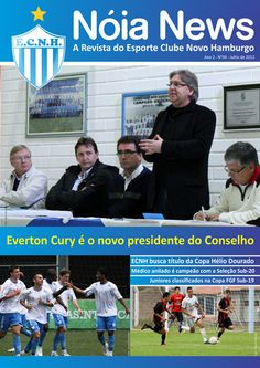 Revista do Esporte Clube Novo Hamburgo