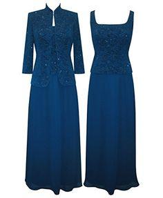 Plus Size Alex Evenings 425053 Dress --Size: 18 Color: Blue Alex Evenings http://www.amazon.com/dp/B00OLU5L54/ref=cm_sw_r_pi_dp_rgpVvb0Y60EQN