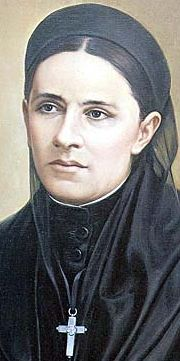 Blessed Maria Franciszka Siedliska, Founder Sisters of the Holy Family of Nazareth, pray for us.  Feast day November 21.