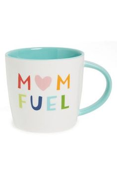 Slant Collections 'Mom Fuel' Coffee Mug | Nordstrom