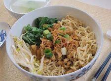 Resep Mie|Mi Ayam Bangka
