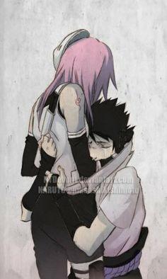 Sasuke and Sakura anbu   Blogue de SakuxSasu-Photos - ☯ Le Yin & le Yang: Dans chaques ...