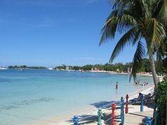 Turtle Beach Jamaica (Caribbean Island)