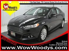 Can you even imagine having a #spacious #car, that gets #44MPG in town!? Woody's Automotive Group has it! Check out this 2013 #Ford #Fusion SE, this luxury car is equipt with the latest technology and looks AMAZING!! #usedford #usedfordcar #usedcar #carshopping #KCdealership #carforsale http://www.wowwoodys.com/car/67819/2013_Ford_Fusion_SE_Hybrid