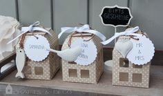 Schachteln+Mitgebsel+Hochzeit+/+Kommunion+/+Taufe+von+Crafts+&+Deco+auf+DaWanda.com