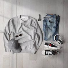 Stylish Mens Clothes That Any Guy Would Love – Mens Clothing Ideas Nba Fashion, Tomboy Fashion, Fall Fashion Outfits, Autumn Fashion, Casual Outfits, Men Casual, Hype Clothing, Mens Clothing Styles, Clothing Ideas