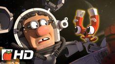 Астронавт | короткометражные мультфильмы