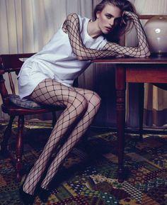 Hedvig Palm by Nagi Sakai for Harper's Bazaar Spain February 2016 11