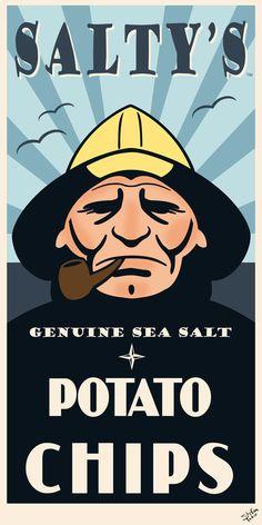 Salty's