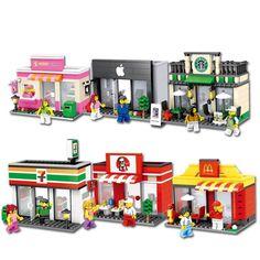 Rodonel Street Model Store Shops