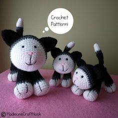 Mittens and kittens. $5.99, via Etsy.