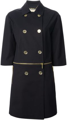 MICHAEL KORS Double Breasted Coat