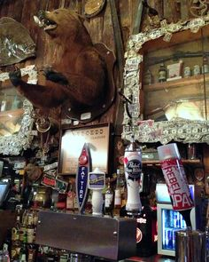 Places to Eat in Juneau, #Alaska ↠ Red Dog Saloon   MALLORIE OWENS