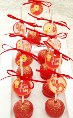 Lunar Chinese New Year Party Printables