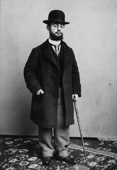 Henri de Toulouse Lautrec One of my favorite artist, A friend of Van Gogh. And this is the guy from the movie Moulin Rouge. Henri De Toulouse Lautrec, Pierre Auguste Renoir, Pierre Bonnard, Artist Art, Artist At Work, Famous Artists, Great Artists, Portraits, French Artists