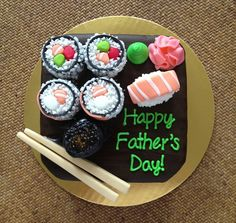 Great cake for Father's Day!