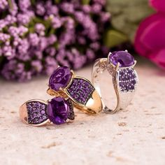 Stratify is known for its one-of-a-kind combination of elegant design and gorgeous gemstones all set in yellow or rose gold. Now you can get the beauty of Stratify in Platineve! Read all about this exciting new addition on our #blog.  jtv.com/blog #jtvjewelrylove #rotd