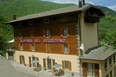 Albergo Bel Soggiorno - Home Cabin, House Styles, Outdoor Decor, Home Decor, Tips, Pictures, Decoration Home, Room Decor, Cabins