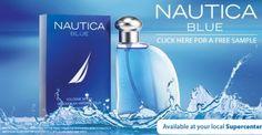 Skosay Nautica Blue Free Men's Cologne Sample - US
