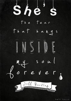 Jeff Buckley - Lover, You Should've Come Over -  lyrics