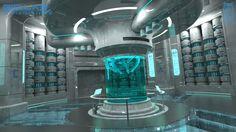 Bio Lab by Cementiet.deviantart.com on @deviantART