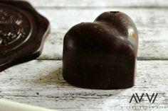 Schokolade selber machen mit ChocQlate | ChocQlate-Minz-Lollies