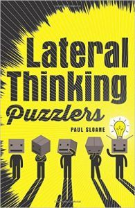 Lateral Thinking Puzzlers by Paul Sloane 1454917520 9781454917526 Math Books, Puzzle Books, Christmas Crafts For Kids, Simple Christmas, Christmas Cards, Lateral Thinking Puzzles, Wooden Barn, Logic Puzzles, Train Your Brain