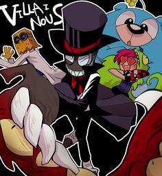 Villainous by marsbarrl