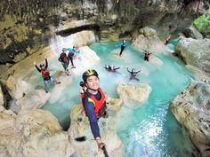 The World's Most Beautiful Waterfalls in Cebu http://www.kawassonfalls.net visit…