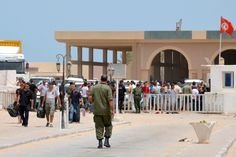 Tunisia ramps up security in the south and on coastal border   Middle East Eye