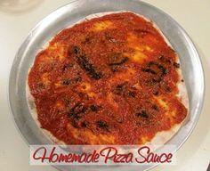Homemade Pizza Sauce http://www.momspantrykitchen.com/pizza-sauce.html