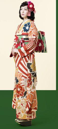 おもかげ(朱)Art Deco mi-403 | ミモア mimore