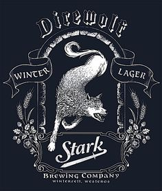 Wolf Brew. T-shirt please.