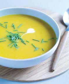 4 soupes pour un hiver chaud...