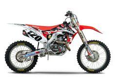 2013 Honda CRF450R for Dirt Rider Magazine