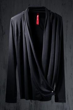 Cross Design Cardigan