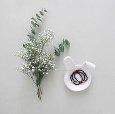 DIY | bunny bowls