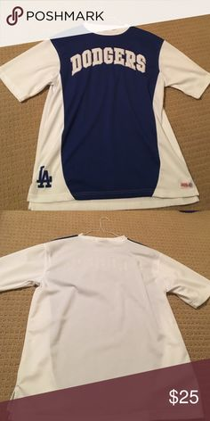 LA Dodgers jersey Never been worn! Stitches Tops Tees - Short Sleeve