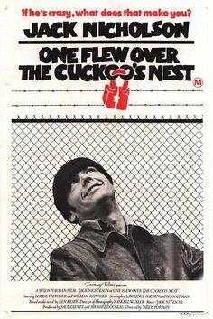 McMyrphy - Jack Nicholson