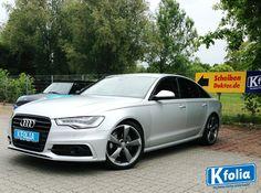#Audi #Autofolierung #Kfolia