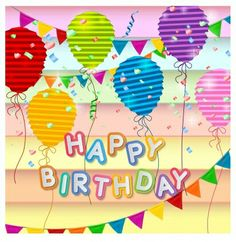[ Happy Birthday Card Design Template Vectors Stock Format For Free Cards Cartoon Style Greeting ] - Best Free Home Design Idea & Inspiration Happy Birthday Ballons, Happy Birthday Card Design, Free Birthday Card, Birthday Card Template, Happy Belated Birthday, Happy Birthday Messages, Happy Birthday Images, Happy Birthday Greetings, Birthday Invitation Templates