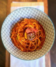 Tomato & capsicum Romesco sauce - for on zucchini noodles etc ! - Opti Cook