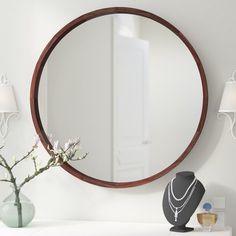 Loftis Modern & Contemporary Accent Wall Mirror & Reviews | AllModern