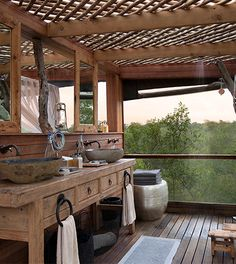 Kingston Treehouse, a luxury treehouse in the Sabi Sand