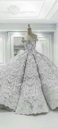 Robe De Mariage Princess Wedding Dress Luxurious Chapel Train Vestido De Novia Satin With Beading Ball Gown Wedding from AzonGal Bridal Store. Quinceanera Dresses, Prom Dresses, Formal Dresses, Dresses 2016, Elegant Dresses, Sexy Dresses, Summer Dresses, Classic Dresses, Glamorous Dresses